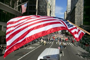 -Associated Press http://blogs.wsj.com/metropolis/2013/11/11/photos-veterans-day-parade/